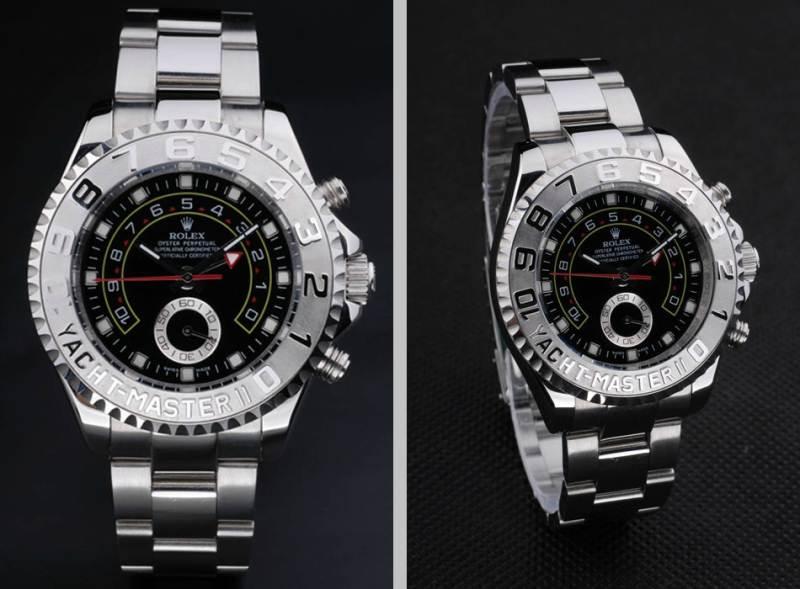 Qual é a diferença entre as réplicas de relógios Rolex e réplica Omega?